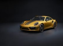 The most powerful Porsche 911 Turbo S is available in Russia