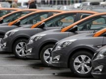 The parc of Moscow's car-sharing continues to grow