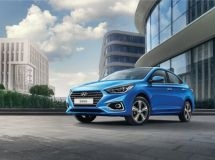 Hyundai Solaris became the leader of the Moscow market in May