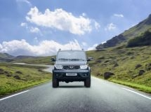 UAZ Patriot will receive a modified driver assistance system