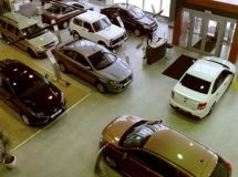 The Russian car market is growing for the fourth consecutive month