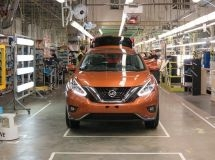 St. Petersburg plant Nissan plans to increase the production by 25%