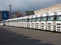 KAMAZ is planning to triple exports in the next five years