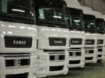 KAMAZ in the first half of the year increased sales in Russia by 20%