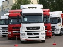 KAMAZ sold over 1 thousand cars in financial programs in the first half of the year