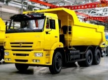 KAMAZ increased the production by 15% in July