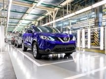 Nissan increased the production by 12% in Russia in the first half of the year