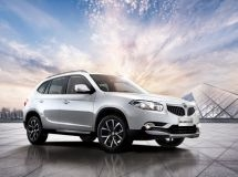 Updated crossover Brilliance V5 comes to Russia