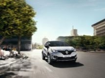 Renault Kaptur received the variator in the basic configuration