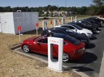 The market of electric cars did not grow in Russia in the first half of the year