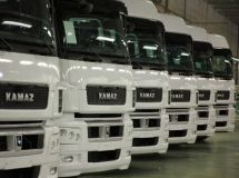 The market of trucks showed an increase by 41% in July