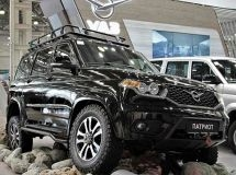 UAZ introduced the Patriot off-road vehicle