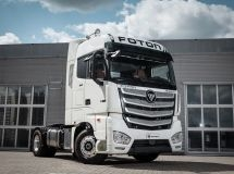 Foton introduced new products for the Russian market