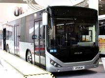 The first electric bus of the Russian company Drive Electro was sent to Turkey