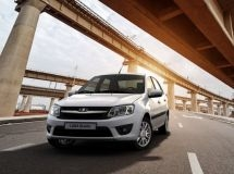 Lada Granta became the best-selling model in Russia in August