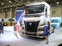 KAMAZ will start the production of a new truck in 2019