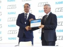 KAMAZ strengthens its presence in the South African market