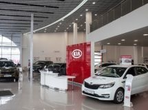 KIA set a record by sales of cars on credit in August