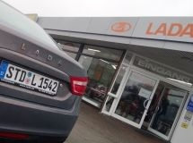 In August, sales of LADA cars in the European Union grew by 22%