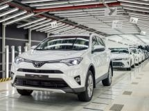The production of passenger cars grew by 25% in August