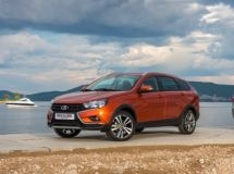 LADA dealers began the accepting of orders for the Vesta SW and Vesta SW Cross