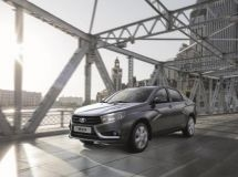 LADA Vesta climbed 27 positions in the ranking of sales of European countries