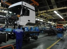 KAMAZ increased the production by 15% in 9 months