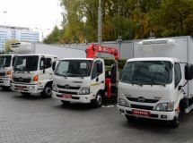 Hino will open the production of trucks in the Suburbs