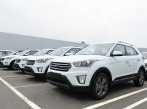 Export of passenger cars from Russia increased 1.5 times