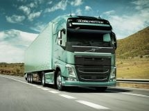 Volvo FH in September became the leader of the Russian truck market