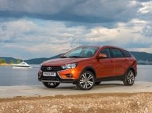 AVTOVAZ announced the start of sales of LADA Vesta SW and Vesta SW Cross