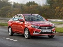 Sedan LADA Vesta has received new complete sets