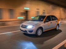 In Moscow, there will be the first car-sharing with LADA cars