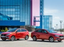 AvtoVAZ increased sales of LADA cars by 23% in October