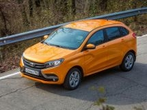 LADA XRAY received a new package of options