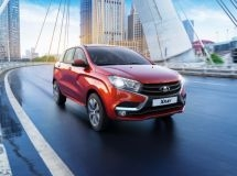 LADA XRAY is the leader by sales growth among AVTOVAZ models