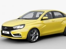 Izhevsk Automobile Plant will supply more than 300 LADA Vesta cabs for Cuba