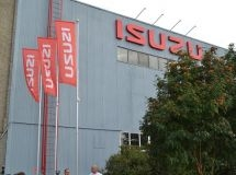 """Isuzu Rus"" will start the production of a new 3-ton truck in 2018"