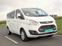 Online sales of minivans Ford Tourneo Custom started