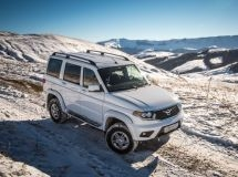 The UAZ will assemble cars in Kazakhstan