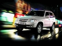 Chevrolet Niva is available with a set of additional equipment as a gift
