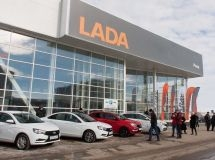 Russians spent more than 1.5 trillion rubles for new cars