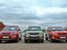 Chery increased sales by 97% in Russia in November