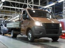 """GAZ Group"" started production of ""GAZon Next"" and ""GAZelle Next"" cars with increased carrying capacity"