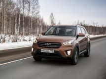 Hyundai Creta remains the best-selling brand in Russia in November