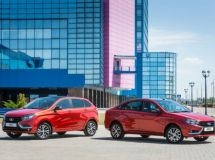 AvtoVAZ increased sales of LADA cars by 14% in November