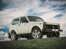 LADA 4x4 for the second month in a row is the leader of Russian car exports
