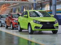 The production of passenger cars grew by 16% in November