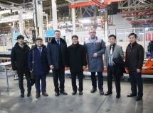 Hyundai is studying the possibility of localizing engines at KAMAZ's facilities
