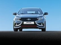 There were known new details about sports versions of LADA Vesta